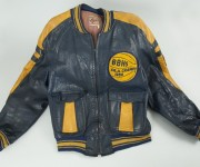 "Harold ""Sonny"" Gordon's 1954 Jacket with Senior A  Basketball Champs Crest, Courtesy of Harold Gordon (BBHS '54)"