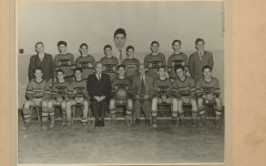 Bantam  I.S.S.L City Champions, 1948-49, courtesy of Ben Greenberg (BBHS '50)