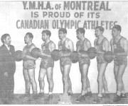 1948 Canadian Olympic Basketball Team